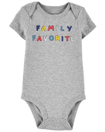 Family Favorite Original Bodysuit