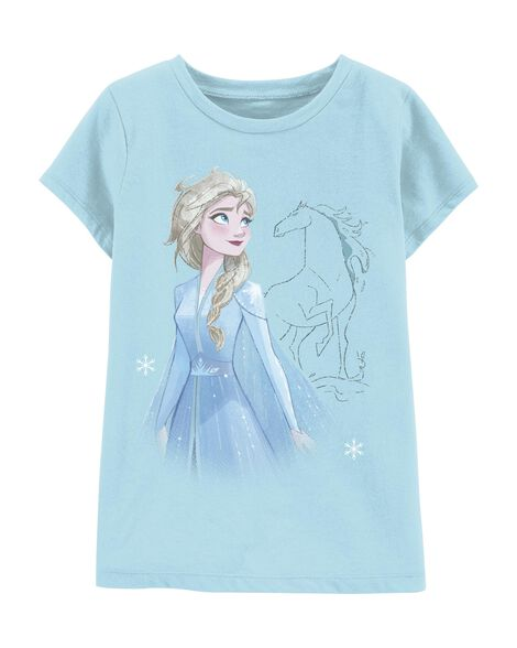 T-shirt La reine des neiges 2 de Disney