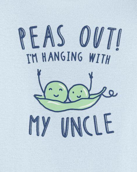 Cache-couche à collectionner Peas Out Uncle