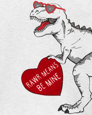 T-shirt en jersey dinosaure de la S...