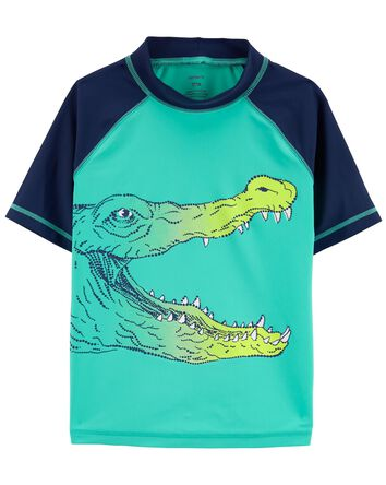 Maillot dermoprotecteur à alligator