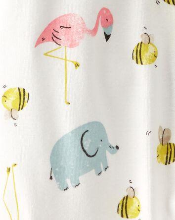 Organic Cotton 2-Way Zip Sleep & Pl...