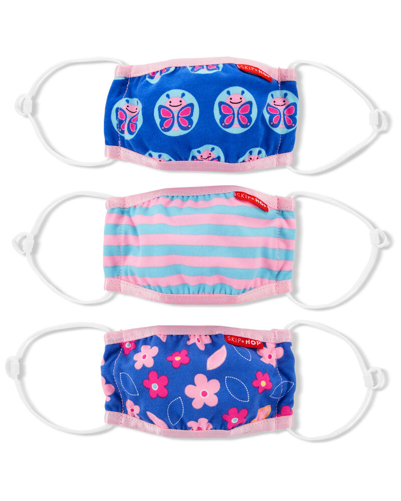 ZOO® Kids' Face Masks – Butterfly, , hi-res