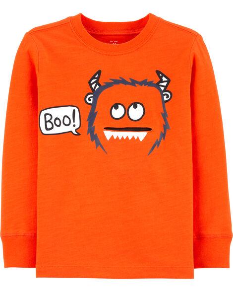 T-shirt à monstre