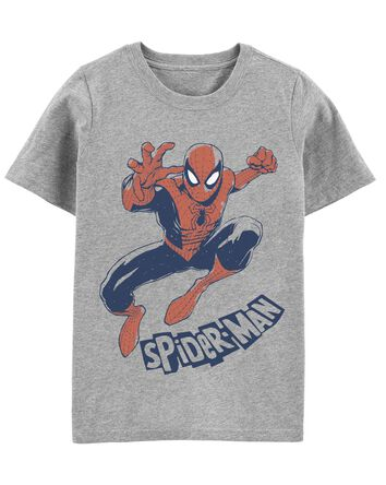 T-shirt Spider-Man qui brille