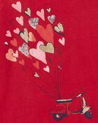 T-shirt Love Adventure , , hi-res