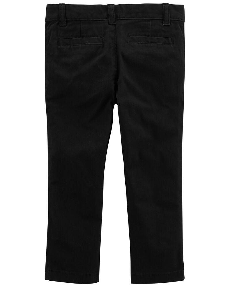 Flat-Front Pants, , hi-res