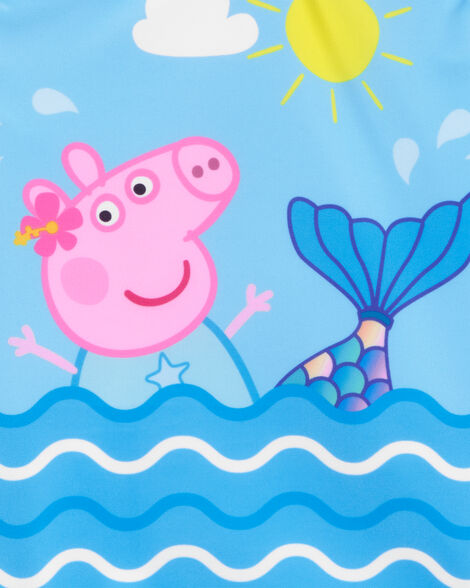 Maillot une pièce Peppa Pig