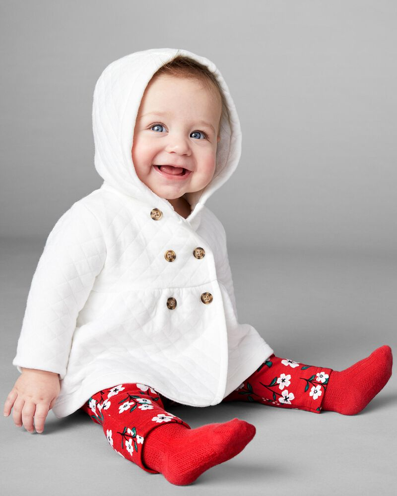 3-Piece Holiday Little Cardigan Set, , hi-res