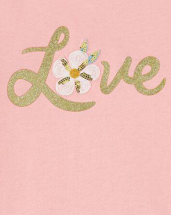 Love Jersey Top