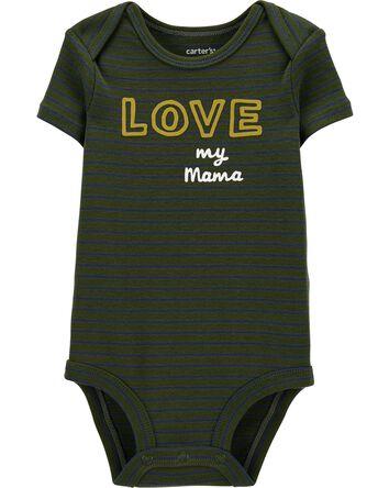 Love My Mama Original Bodysuit