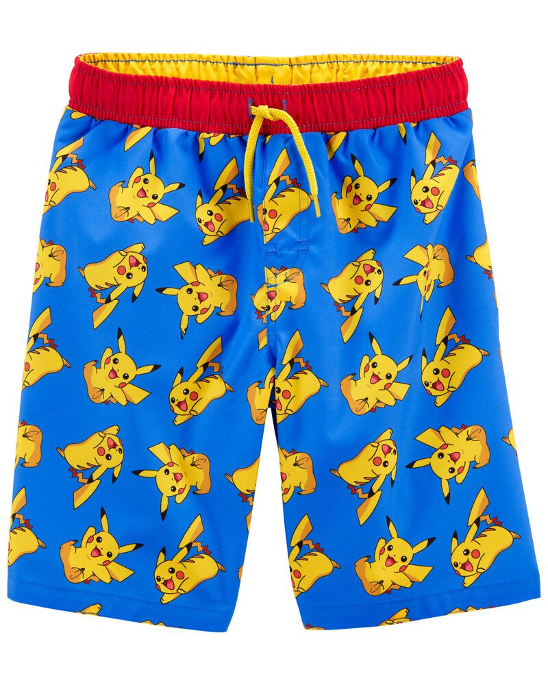 Pokémon Swim Trunks, , hi-res