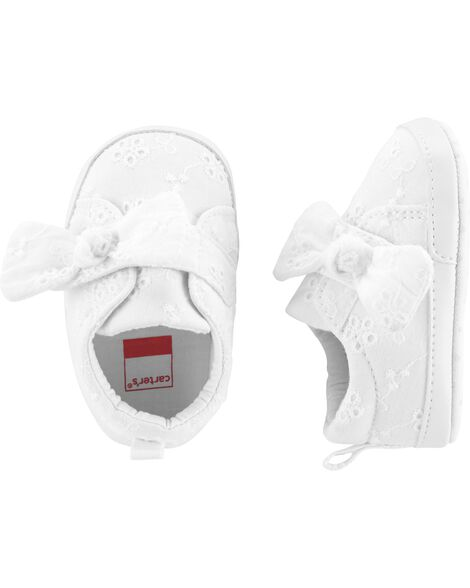 Eyelet Sneaker Baby Shoes