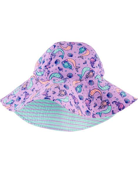 Reversible Mermaid Bucket Hat