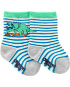 6-Pack Too Cool Crew Socks, , hi-res