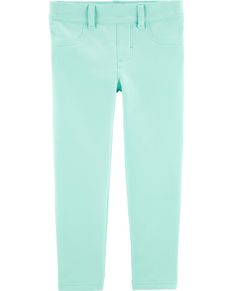 French Terry Jeggings, , hi-res