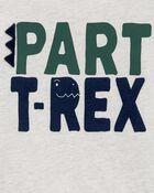 Part T-Rex Jersey Tee, , hi-res