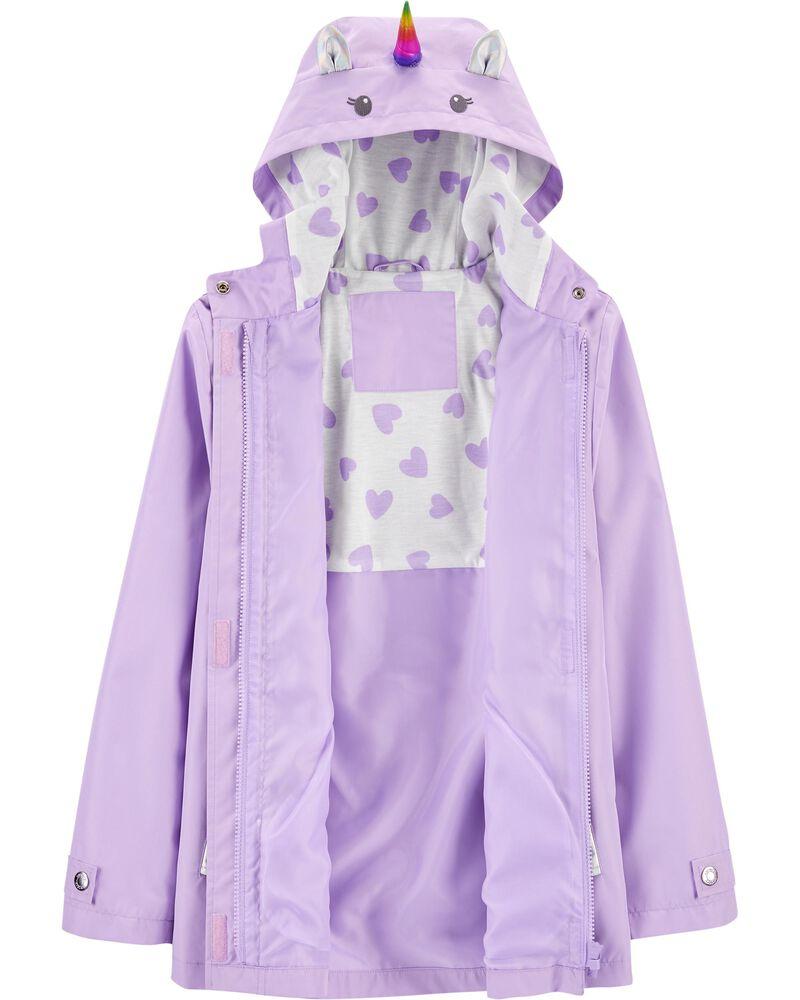 Unicorn Raincoat, , hi-res