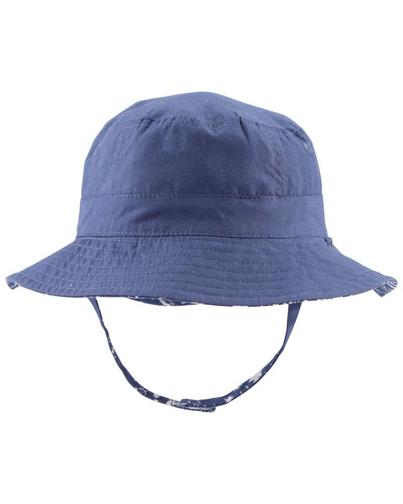 Reversible Bucket Hat, , hi-res