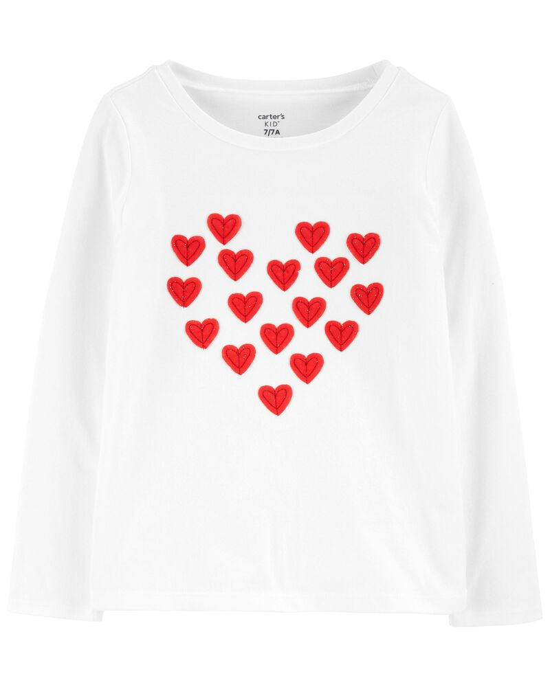 Heart Tee, , hi-res