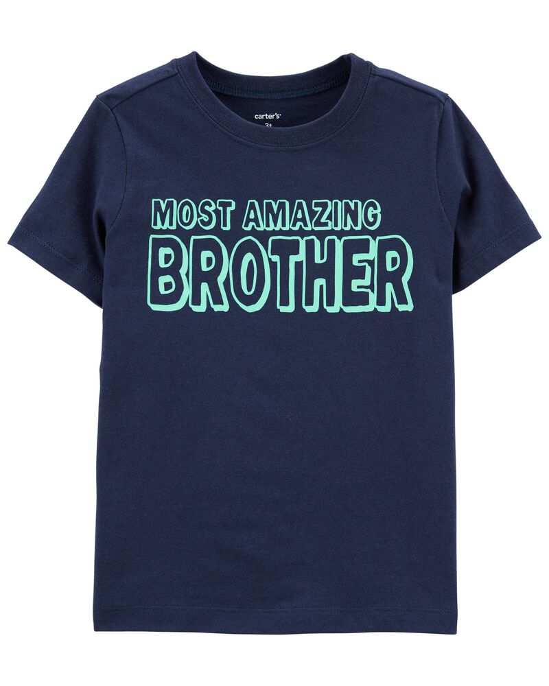Most Amazing Brother Tee, , hi-res