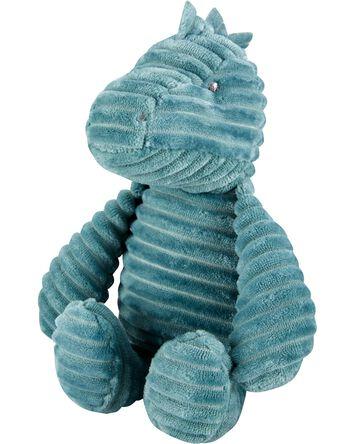 Corduroy Dino Plush