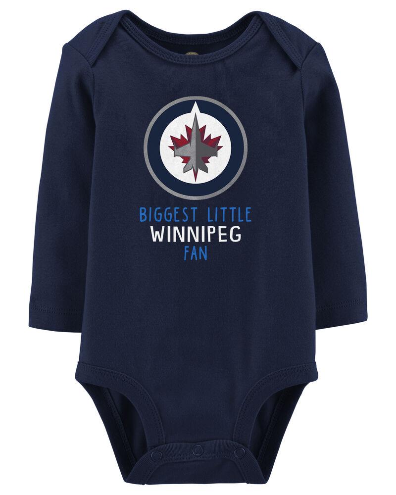 NHL Winnipeg Jets Bodysuit, , hi-res