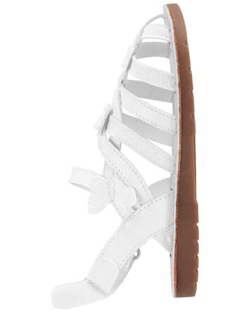 Sandales de style pêcheur à papillo...