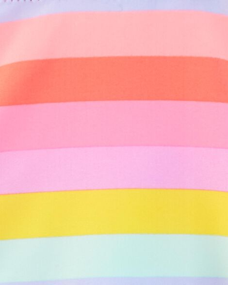 Rainbow One Piece Swimsuit