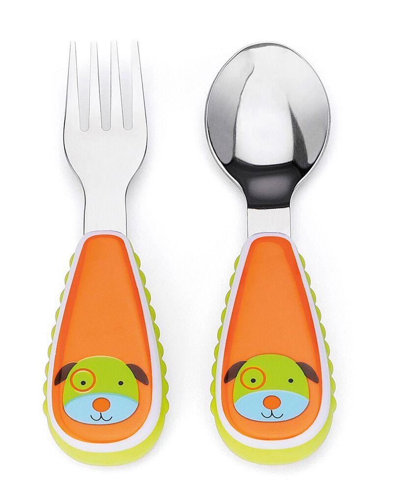 Zootensils Fork & Spoon, , hi-res