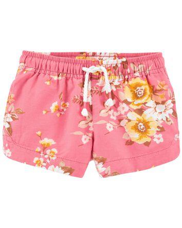 Floral Sun Shorts