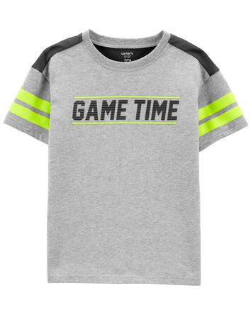 Game Time Jersey Tee