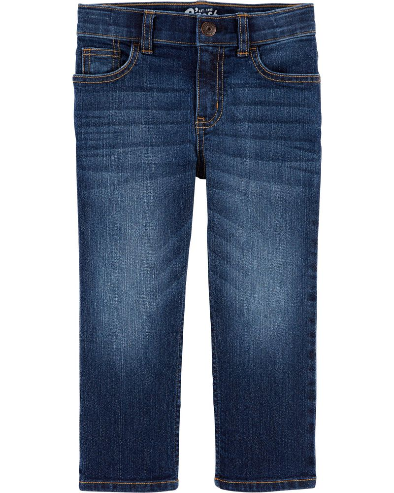 Classic Jeans in True Blue, , hi-res