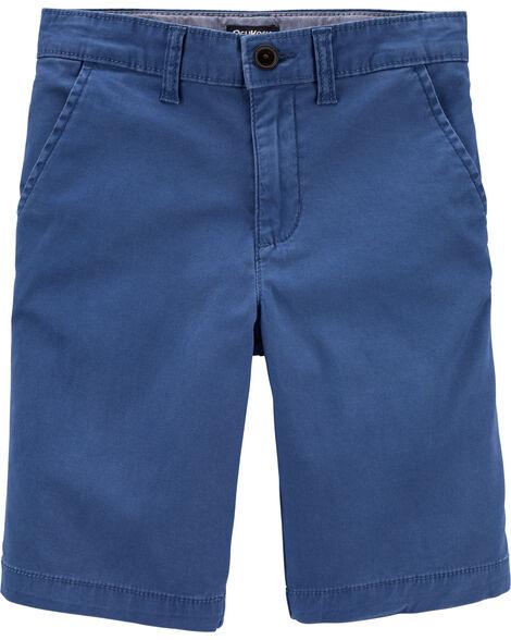Stretch Chino Shorts