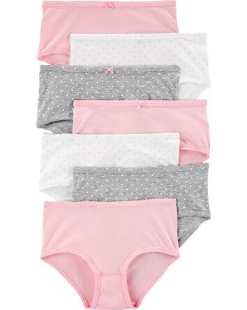 Emballage de 7 sous-vêtements en co...