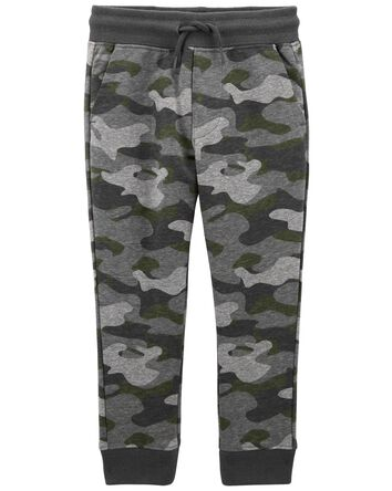 Logo French Terry Joggers