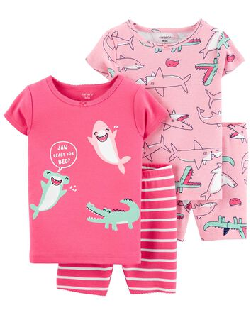 4-Piece Pyjamas