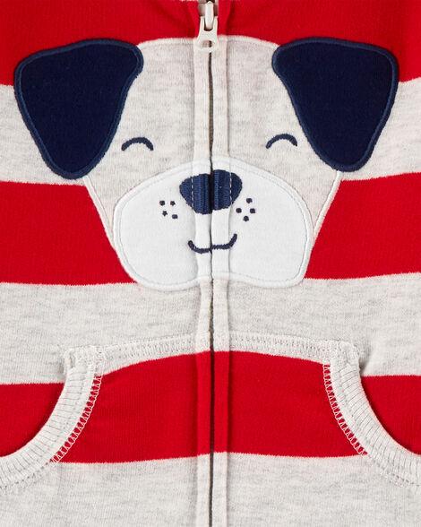3-Piece Dog Little Jacket Set