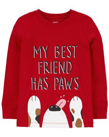 T-shirt en jersey Dog BFF