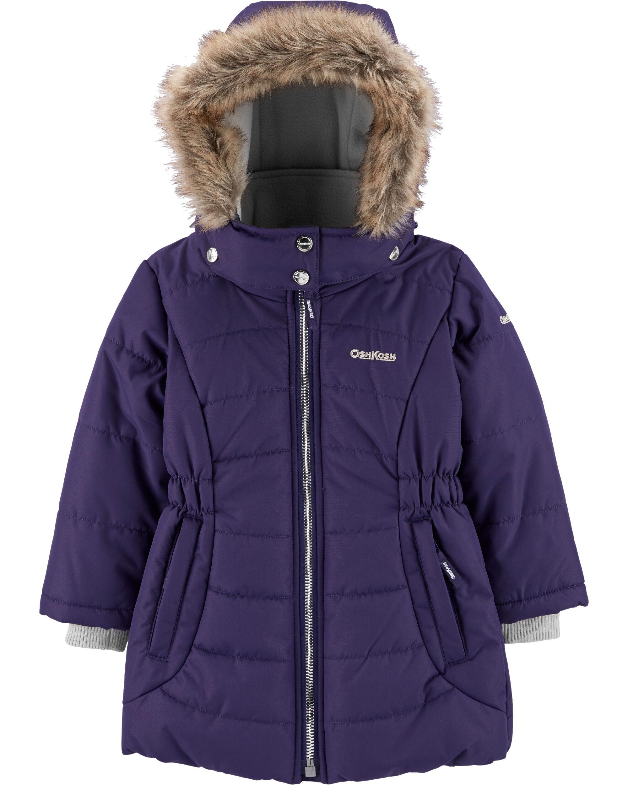 Manteau hiver dc