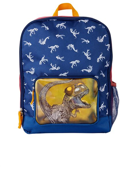 Sac à dos tyrannosaure
