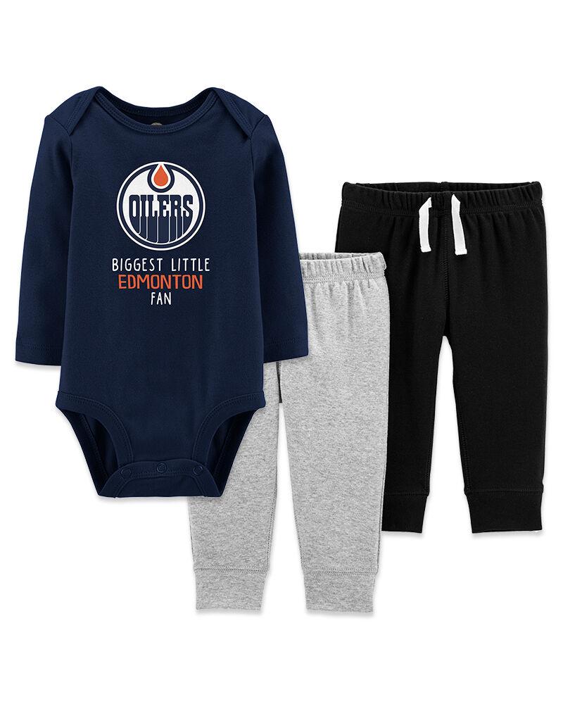 Ensemble Oilers d'Edmonton de la LNH, , hi-res