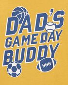 Dad's Game Day Buddy Jersey Tee, , hi-res