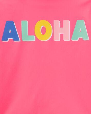 Aloha 2-Piece Rashguard Set
