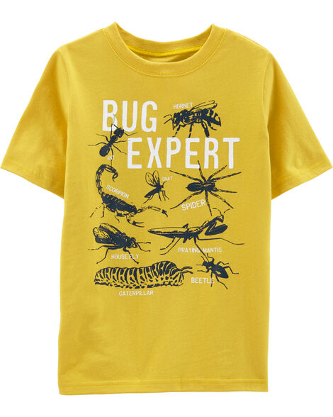 Bug Expert Graphic Tee