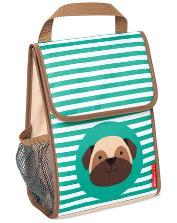 Zoo Lunch Bag - Pug
