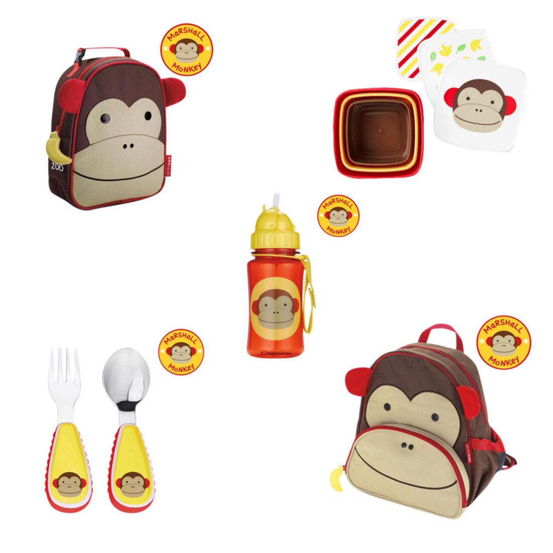 Skip Hop Monkey, , hi-res