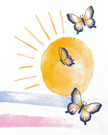 Butterfly Hi-Low Top