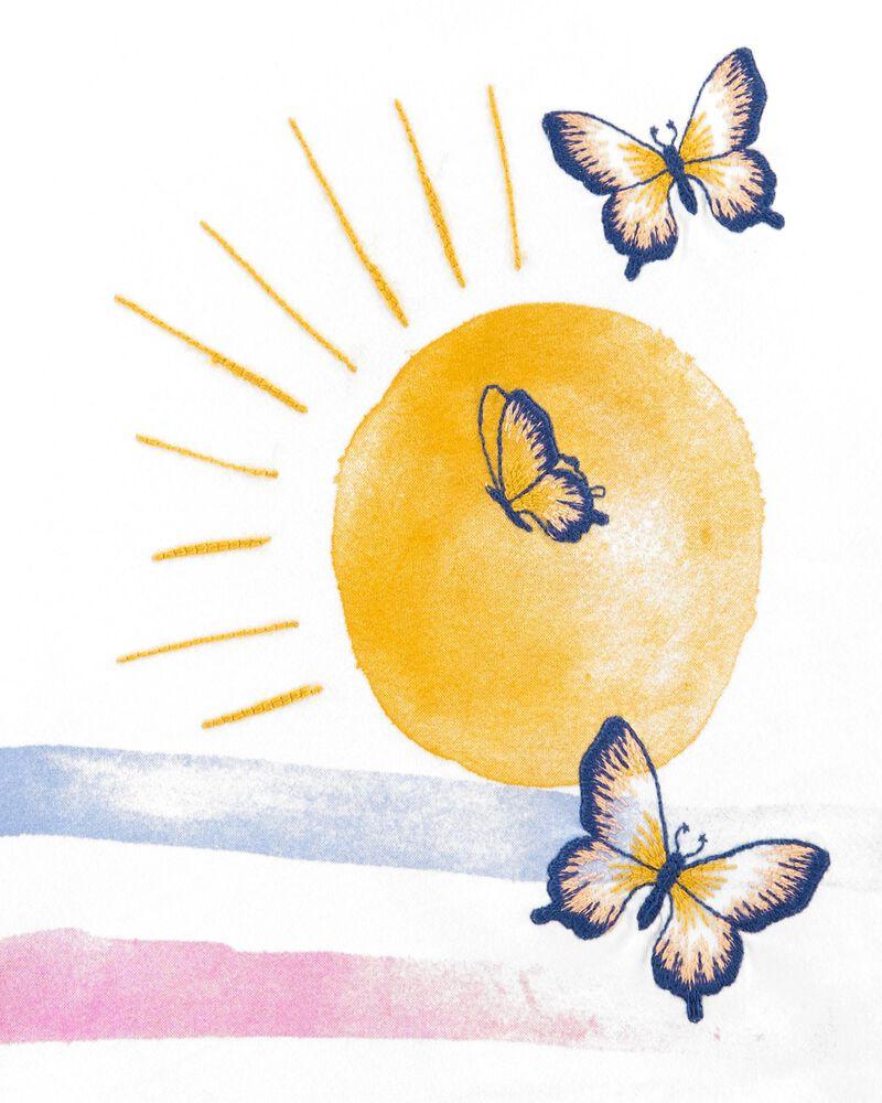 Butterfly Hi-Low Top, , hi-res