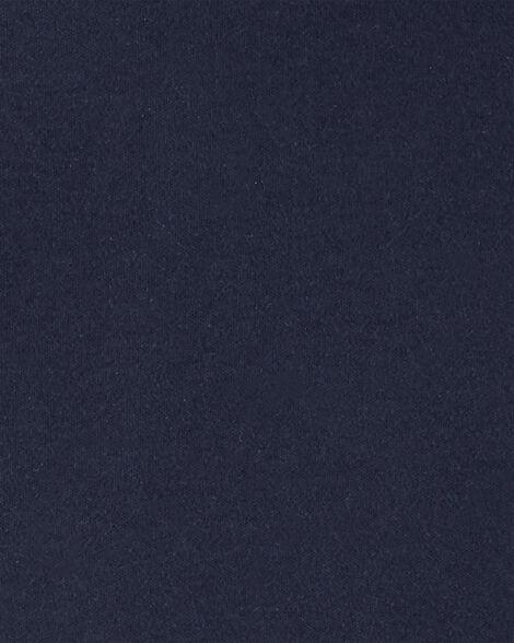 Haut à col roulé en coton